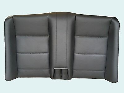 BMW E30 Convertible Rest Cover Seat Leather Bison 0203