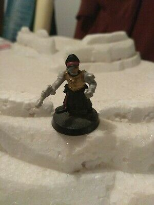 40K Imperial Guard Commissar 1St Edition Oop