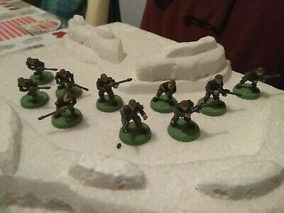 40K Imperial Guard Squad 1St Edition Oop