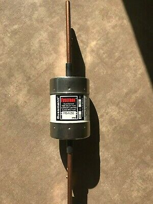 Bussmann FRS-R-250 Amp Fuse Time Delay Class RK5 600 V AC New in Torn Box!!