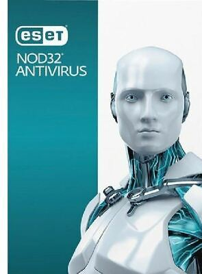 ESET Internet Security /NOD32 Antivirus License 1PC 2YEARS ⚡ANTIVIRUS⚡