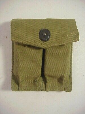 WWII U.S.M.C. Boyt 1944 M1 Carbine Stock Web Gear CLIP HOLDER