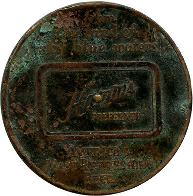 Hamm's Beer Spin to See Who Buys Saint Paul, Minnesota MN Spinner Token