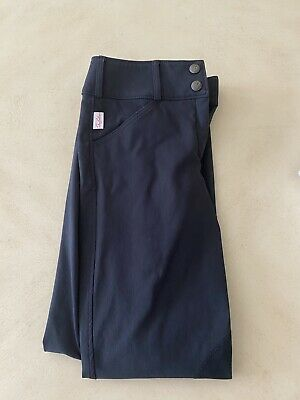 Girls Tailored Sportsman Navy Size 10 Trophy Hunter Jod Great Used Condition!