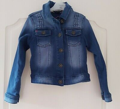 Girls Next Denim Jacket Age 8 Years