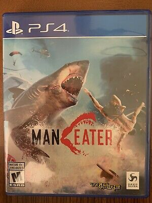 Man Eater PS4