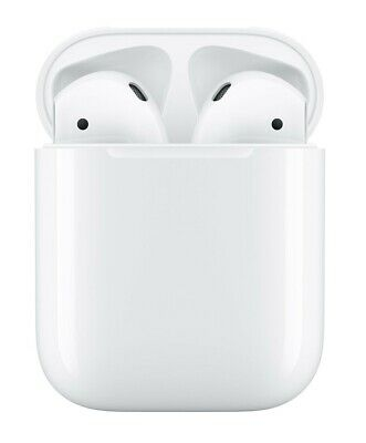 Apple AirPods 2nd Generation With Charging Case MV7N2AM/A - White  Originality