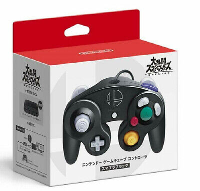 Official Nintendo Switch Gamecube Super Smash Bros. Ultimate Controller Japanese