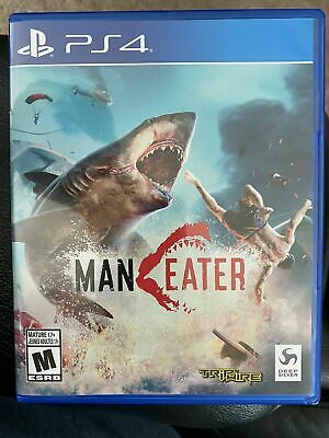 ManEater (PS4 / PlayStation 4)