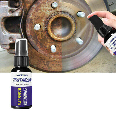 Car Maintenance Cleaning Rust Inhibitor Rust Remover Derusting Spray Accessory