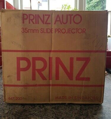 PRINZ - AUTO 35mm Slide Projector