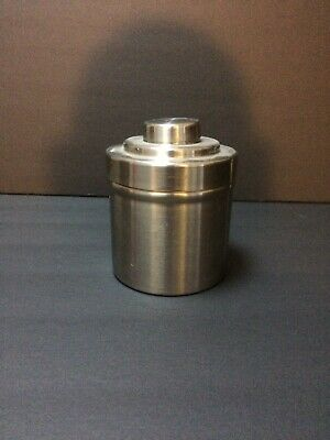 Nikor Stainless Steel Developing Tank With Reel