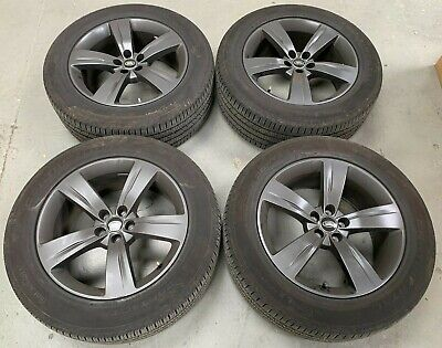 "19"" Genuine Range Rover Velar Alloy Wheels & Tyres/ 5X108 19X8.5 Et45"
