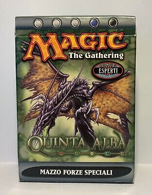 Mazzo Forze Speciali - Quinta Alba - Magic the Gathering