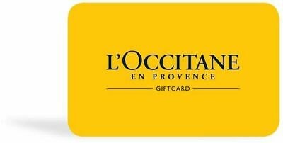 L'occitane Gift Card - $88.19 Mail or Email Delivery *10% OFF*