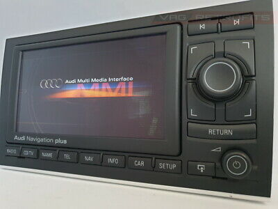 Audi A4 S4 Rs4 Satnav Rnse Satnav Rns-E Navigation Plus Latest 2020 Maps Sds Vim