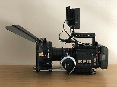 RED Epic Dragon 6k Camera Package - Ready to Film! Many Extras!
