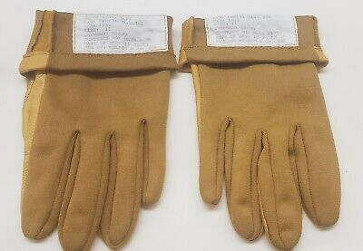 NASA Personal Work Gloves Astronaut Vance Brand worn in Chamber A Test Labled