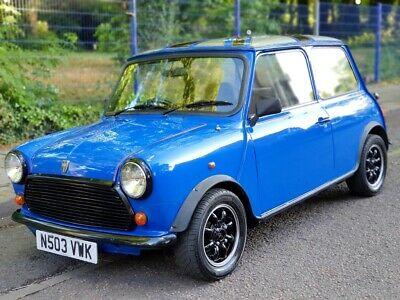 1995 Rover Mini Sprite 1275 Cc Long Mot Drive Away! Not To Be Missed! Austin