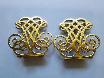 Thomas Jefferson's Brass Cipher Bookends - Virginia Meta:lcrafters