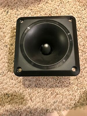 "DCM KX12- SPEAKER - Tweeter: one 3/4"" Horn Loaded Bullet *TESTED"