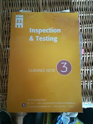 Electrical installation books