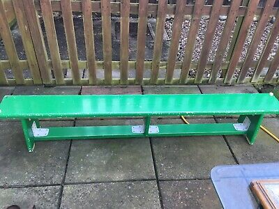 Old School Type Gym Bench - Used