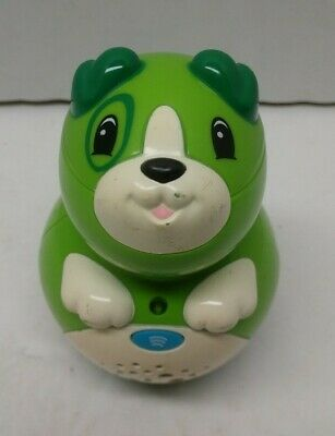 Leap Frog Tag Junior Green Scout Puppy Reader Electronic Pen Replacement