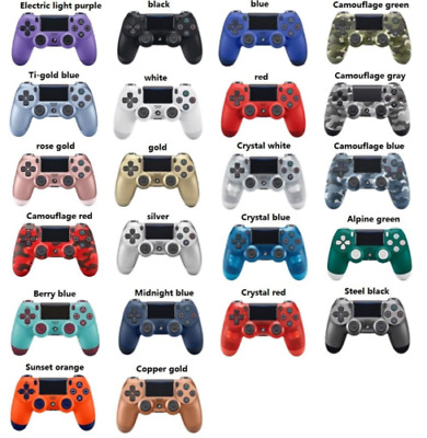 Wireless Bluetooth Gamepad Controller for Dualshock PS4 PlayStation 4