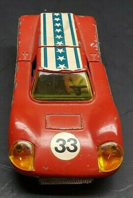 Vintage Union Toy Car by Ideal 1976
