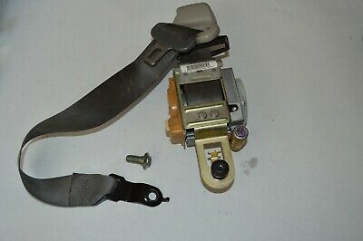 2004 05 06 07 08 09 Dodge Durango Driver Side Front Outer Seat Belt 5HP591D5AE
