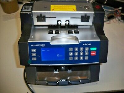 AccuBanker AB4200 Basic Bank Grade Bill Counter
