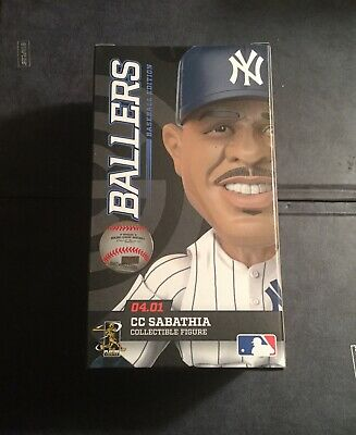 NEW Sports Crate Yankees Ballers Aaron Judge 05.01 Collectible Figure