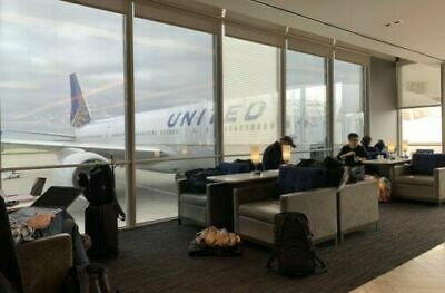 2 United Club one-time passes- E-Delivery 8-7pm EST exp 04/2021
