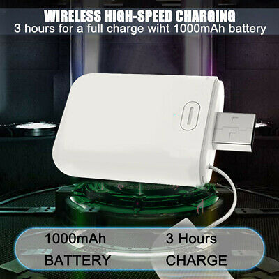 QI WIRELESS CHARGER Power Bank Magnetic Adsorption Charging