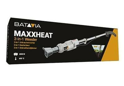 Batavia Electric 2 In 1 Weed Burner Garden Patio Weedkiller No Chemicals