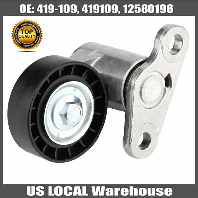Dayco Main Drive Belt Pulley for 1999-2004 GMC Sierra 2500 5.3L 6.0L V8 qu