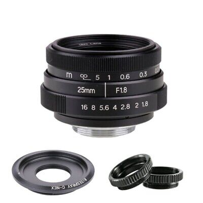 Sony Alpha A6500 10x High Definition 2 Element Close-Up 72mm Lens Macro