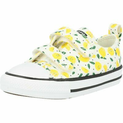 Toddler Summer Fruits Easy On Chuck Taylor All Star Low Top