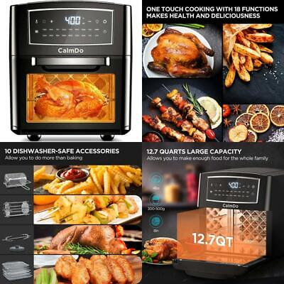 Toaster Oven Toaster Combo Convenient Efficient Space Saving Bake