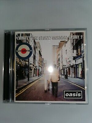 Oasis – (What's The Story) Morning Glory?,Helter Skelter – HES 481020 2, CD,