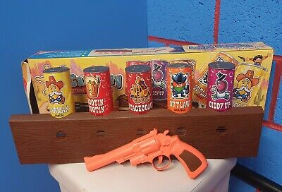 Target Blast Dino Tin Can Alley Style Shooti Large Tin Can Alley Shooting Game