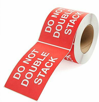 2000 Preprinted Labels 4x6 Tape For Labelling Security Packaging