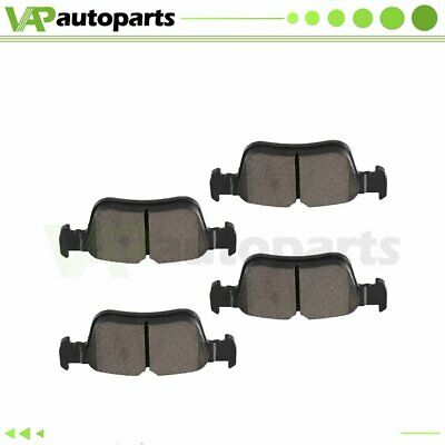 Rear Ceramic Disc Brake Pads Fits Ford Edge Fusion Lincoln MKC MKZ 2013-17 NEW