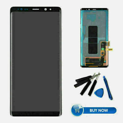 OLED For Samsung Galaxy Note 8 SM-N950 LCD Display Touch Screen Digitizer RL02