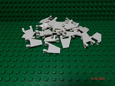 LEGO Lot of 2 White 2x2 Clip On City Scuba Diving Flags