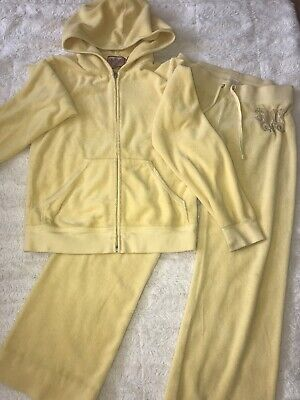 Nwt Girls Juicy Couture Track Suit 39 99 Picclick