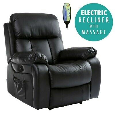 LIVEWELL LEATHER SINGLE Motor Electric Power Riser Recliner