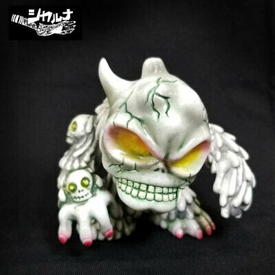 MECHANIZED ROBOT GREEN METALLIC ver Shikaruna Sofubi Soft vinyl SICCALUNA JP