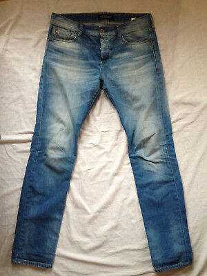 Scotch & Soda Men's Jeans Model Ralston Size 31 X 32